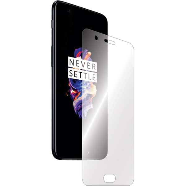 Folie protectie pentru OnePlus 5, SMART PROTECTION, display, polimer, transparent