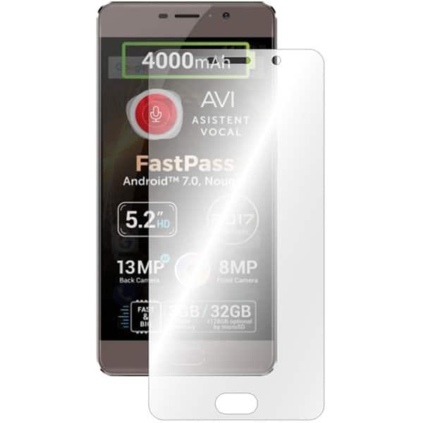 Folie protectie pentru Allview P9 Energy Lite, SMART PROTECTION, display, polimer, transparent