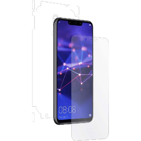 Folie protectie pentru Huawei Mate 20 Lite, SMART PROTECTION, fullbody, polimer, transparent