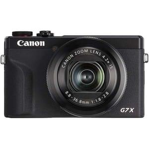 Camera foto digitala CANON PowerShot G7X MARK IIl, 4K, 20.1Mp, 4.2x, 3 inch, Negru