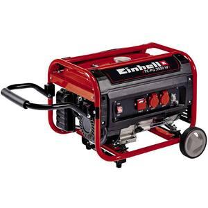 Generator curent electric EINHELL TC-PG 3500, 3100W, AVR, benzina, autonomie 10h