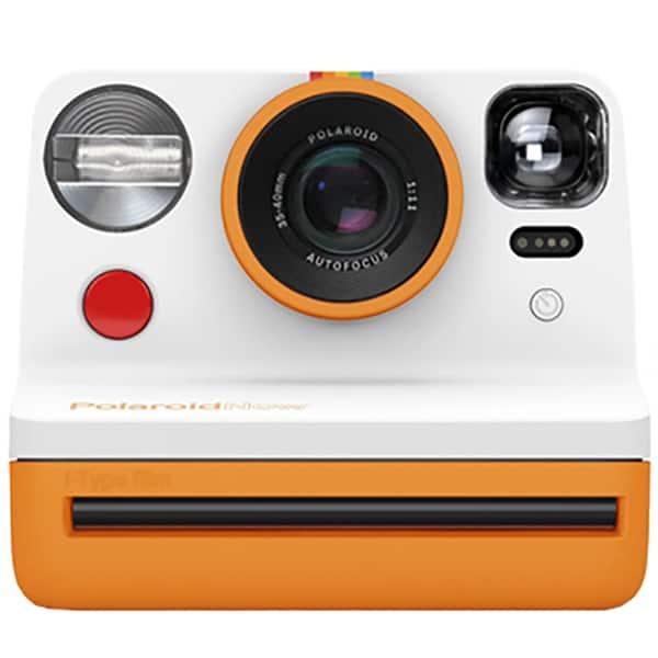 Aparat foto instant POLAROID Now, portocaliu