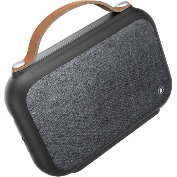 Boxa portabila HAMA Gentleman-L 173152, Bluetooth, Powerbank, negru