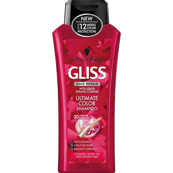 Sampon SCHWARZKOPF Gliss Ultimate Color, 400ml