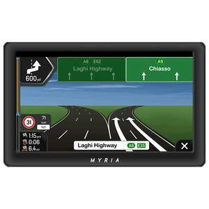"""Sistem de navigatie GPS MYRIA M7014, 7"""", Touch, fara harta, negru"""