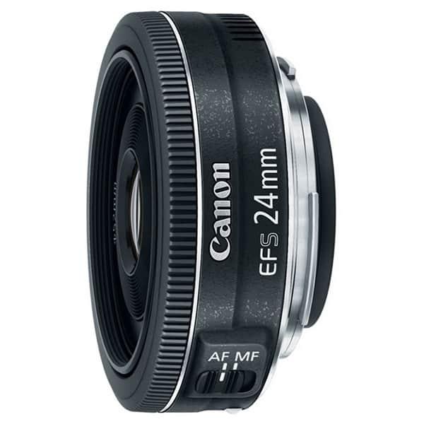 Obiectiv foto CANON EF-S 24mm f/2.8 STM