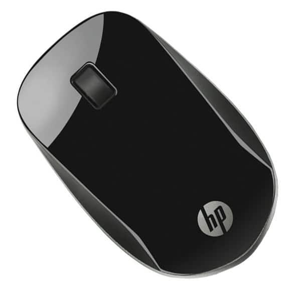 Mouse Wireless HP Z4000, 1200 dpi, negru