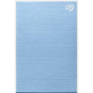 Hard Disk Drive portabil SEAGATE One Touch STKB1000402, 1TB, USB 3.2, albastru