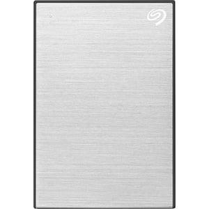 Hard Disk Drive portabil SEAGATE One Touch STKC5000401, 5TB, USB 3.2, argintiu