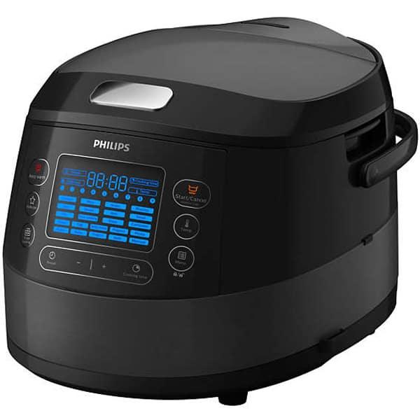 Multicooker PHILIPS MyRecipe HD4749/70, 5l, 980W, 22 programe, negru