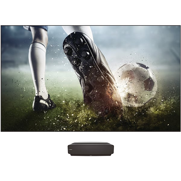 Televizor Laser Smart HISENSE 100L5F, Ultra HD 4K, 254 cm
