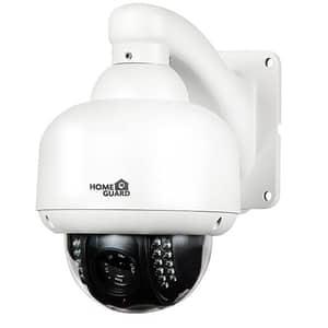 Camera IP Wireless HOMEGUARD Pan-Tilt-Zoom WOB753, exterior, HD 720p, IR, Night Vision, alb
