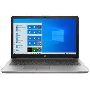 """Laptop HP 250 G7, Intel Core i7-1065G7 pana la 3.9GHz, 15.6"""" Full HD, 8GB, SSD 256GB, Intel Iris Plus Graphics, Windows 10 Pro, argintiu"""