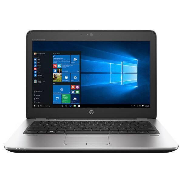 """Laptop HP EliteBook 820 G3, Intel® Core™ i5-6200U pana la 2.8GHz, 12.5"""" Full HD, 4GB, SSD 128GB, Intel HD Graphics 520, Windows 10 Pro, Argintiu"""