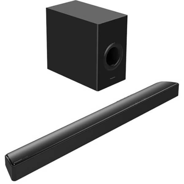 Soundbar PANASONIC SC-HTB488EGK, 2.1, 200W, Bluetooth, Subwoofer Wireless, Dolby, DTS, negru