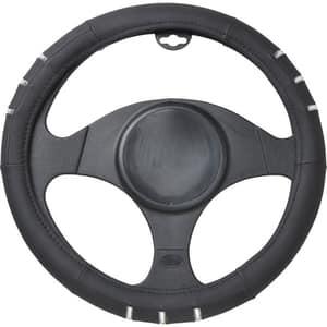 Husa volan auto MTR Confort, negru