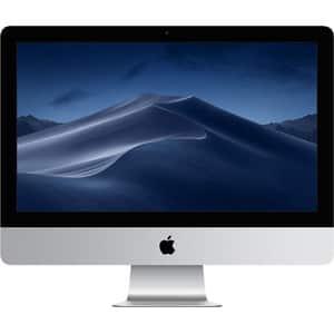 """Sistem PC All in One APPLE iMac mrt42ze/a, 21.5"""" Retina 4K, Intel Core i5 pana la 4.1GHz, 8GB, 1TB, AMD Radeon Pro 560X 4GB, macOS Mojave, Tastatura layout INT"""