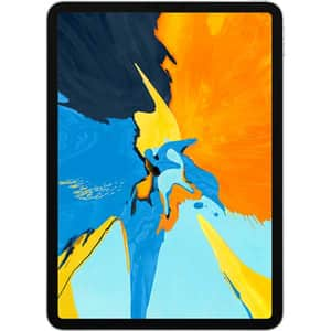 "Tableta APPLE iPad Pro, 11"", 1TB, 6GB RAM, Wi-Fi + 4G, Silver"