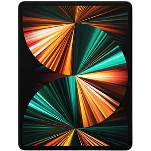 """Tableta APPLE iPad Pro 12.9"""" 5th Gen (2021), 2TB, Wi-Fi, Silver"""