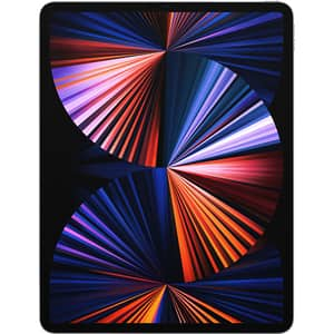 "Tableta APPLE iPad Pro 12.9"" 5th Gen (2021), 128GB, Wi-Fi, Space Grey"