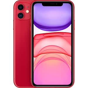 Telefon APPLE iPhone 11, 64GB, Product Red