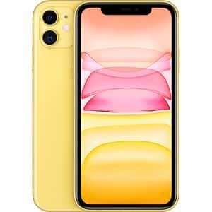 Telefon APPLE iPhone 11, 128GB, Yellow