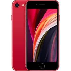 Telefon APPLE iPhone SE 2, 64GB, Product RED