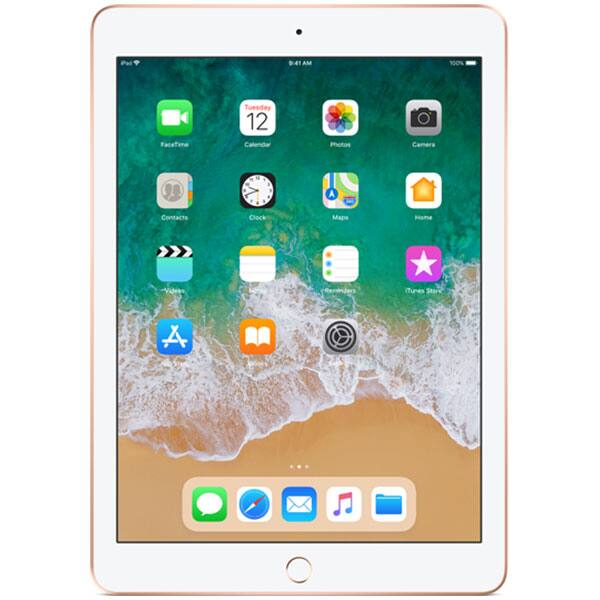 "Tableta APPLE iPad 6 (2018), 9.7"", 32GB, 2GB RAM, Wi-Fi, Gold"