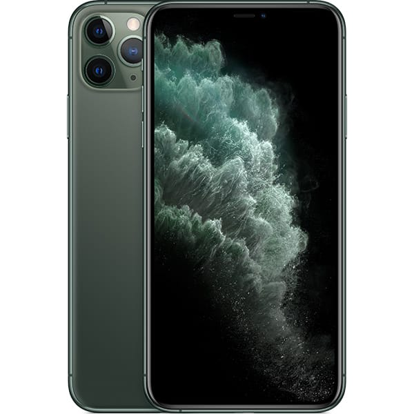 iPhone 11 Pro Max, 256GB, Midnight Green