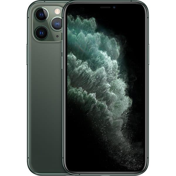 iPhone 11 Pro, 64GB, Midnight Green