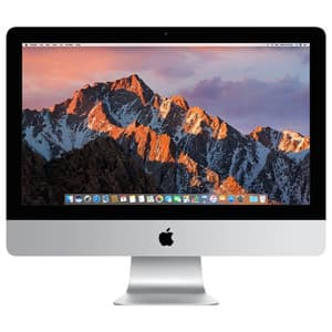 """Sistem PC All in One APPLE iMac mmqa2ro/a, 21.5"""" IPS Full HD, Intel Core i5 pana la 3.6GHz, 8GB, 1TB, Intel Iris Plus Graphics 640, MacOS Sierra-Tastatura layout RO"""