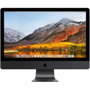 "Sistem All in One APPLE iMac Pro MQ2Y2RO/A, 27"" Retina 5K Display, Intel Xeon W pana la 4.2GHz, 32GB, SSD 1TB, AMD Radeon Vega 56, macOS High Sierra - Tastatura layout RO"