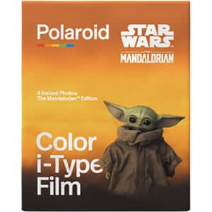 Film color Polaroid pentru Polaroid i-Type, The Mandalorian