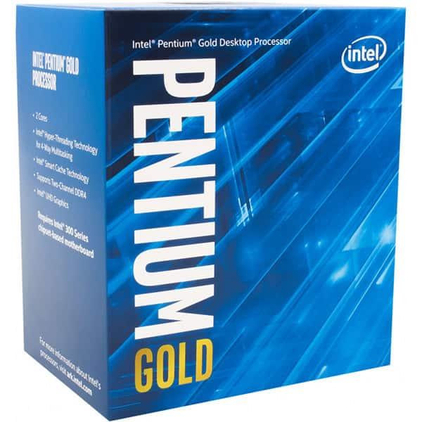 Procesor Intel Pentium Gold G6400, 4.0GHz, FCLGA1200, BX80701G6400