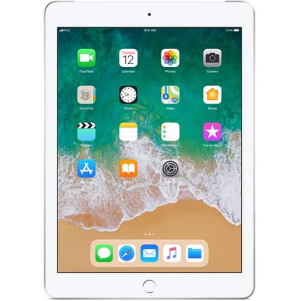 "Tableta APPLE iPad 6 (2018), 9.7"", 128GB, 2GB RAM, Wi-Fi + 4G, Silver"