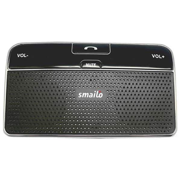 Car Kit SMAILO Cool Music BT03, Bluetooth, negru