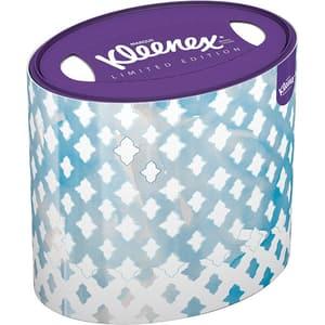 Servetele faciale KLEENEX Editie Limitata, 3 straturi, 64 buc