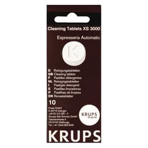 Tablete anticalcar KRUPS XS3000, 10 x tablete