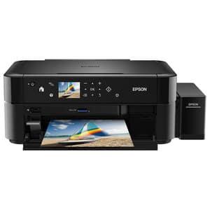 Multifunctional inkjet color EPSON L850 CISS, A4, USB