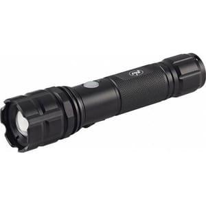 Lanterna clasica LED PNI PNI-ADVF10, Acumulator, Micro USB, Aluminiu