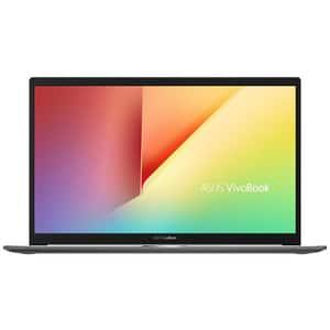 "Laptop ASUS VivoBook S15 M533IA-BQ023, AMD Ryzen 7-4700U pana la 4.1GHz, 15.6"" Full HD, 16GB, SSD 512GB, AMD Radeon Graphics, Free DOS, negru"