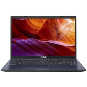 "Laptop ASUS ExpertBook P1 P1510CDA-EJ1010, AMD Ryzen 7-3700U pana la 4.0GHz, 15.6"" Full HD, 12GB, SSD 512GB, AMD Radeon Vega 10, Free DOS, negru"