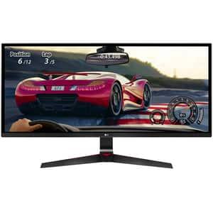 """Monitor Gaming LED IPS LG 34UM69G-B, 34"""", UltraWide Full HD, negru"""