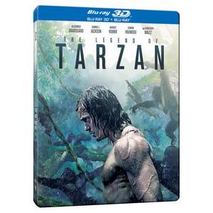 Legenda lui Tarzan Blu-ray 3D