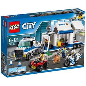LEGO City: Police - Centru de comanda mobil 60139, 6-12 ani, 347 piese