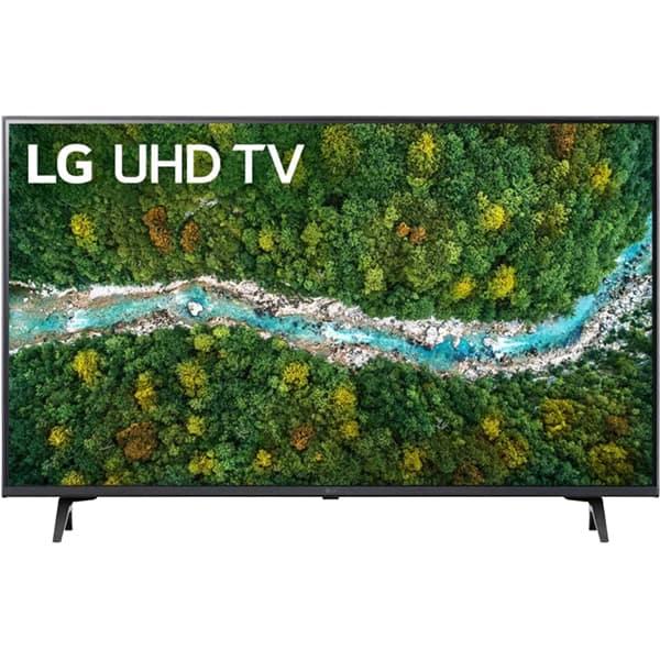 Televizor LED Smart LG 43UP77003LB, ULTRA HD 4K, HDR, 108 cm