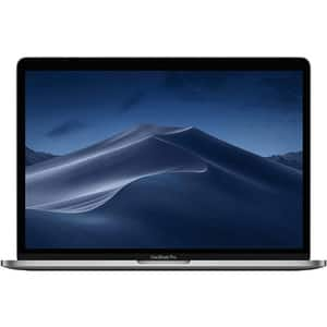"Laptop APPLE MacBook Pro 13"" Retina Display si Touch Bar mv962ze/a, Intel Core i5 pana la 4.1GHz, 8GB, 256GB, Intel Iris Plus Graphics 655, macOS Mojave, Space Gray - Tastatura layout INT"