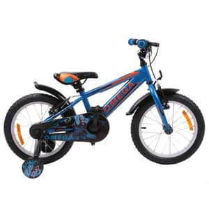"Bicicleta copii OMEGA Master 2018, 16"", albastru"