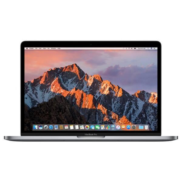 "Laptop APPLE MacBook Pro 13"" Retina Display mpxq2ze/a, Intel® Core™ i5 pana la 3.6GHz, 8GB, 128GB, Intel Iris Plus Graphics 640, macOS Sierra, Space Gray - Tastatura layout INT"