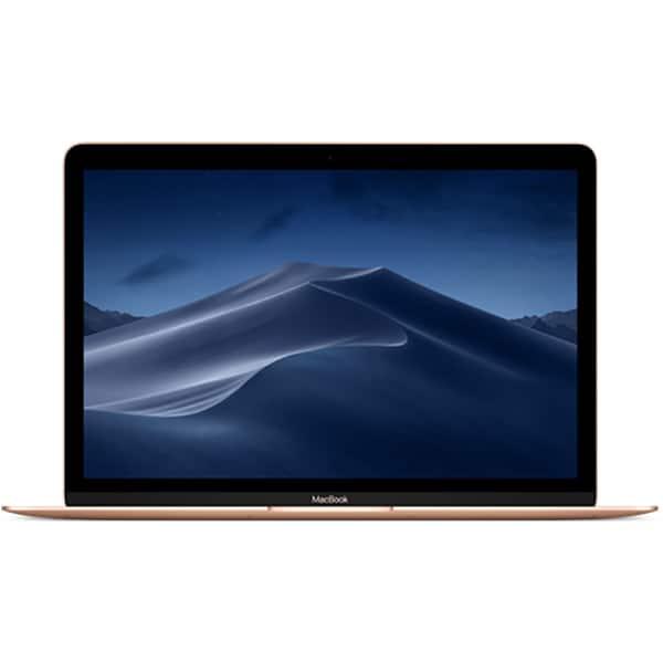 "Laptop APPLE MacBook 12 mrqp2ze/a, Intel Core i5 pana la 3.2GHz, 12"" IPS Retina, 8GB, SSD 512GB, Intel HD Graphics 615, macOS Mojave, Layout INT, Gold"